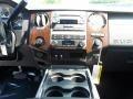 2012 Sterling Grey Metallic Ford F250 Super Duty Lariat Crew Cab 4x4  photo #29