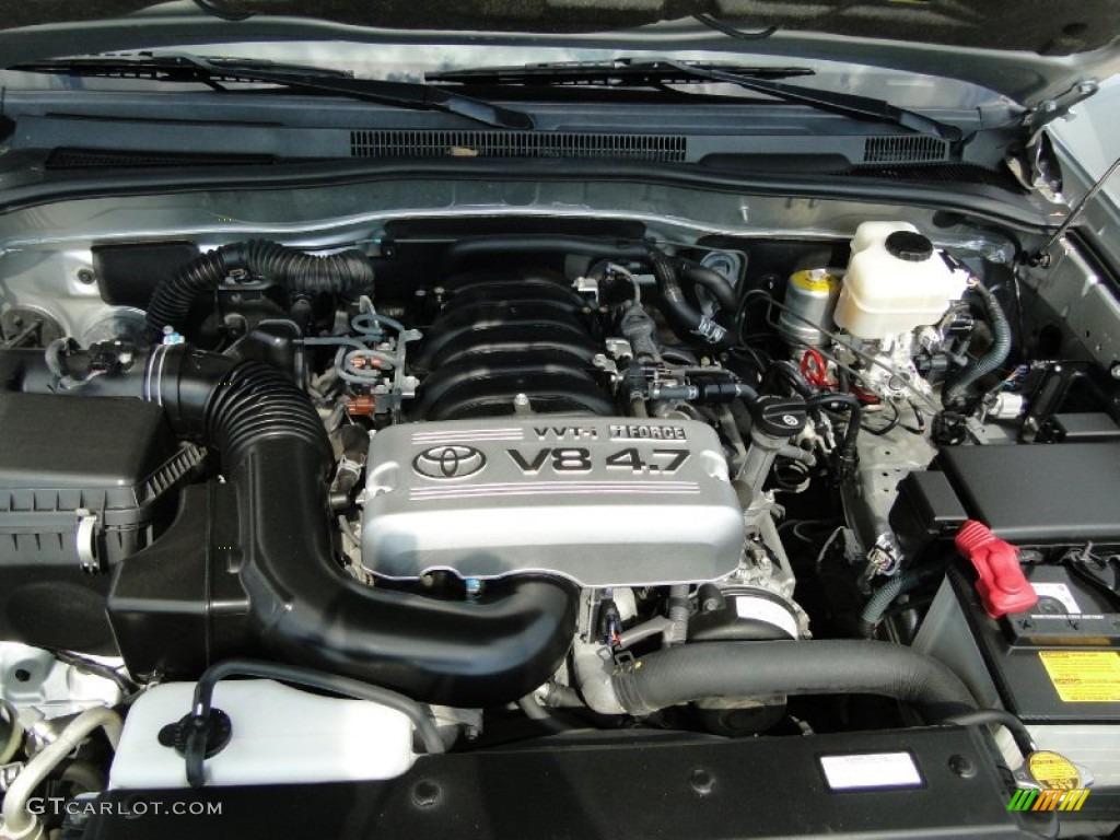 2007 Toyota 4runner Sr5 4 7 Liter Dohc 32