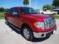 Razor Red Metallic 2009 Ford F150 Gallery