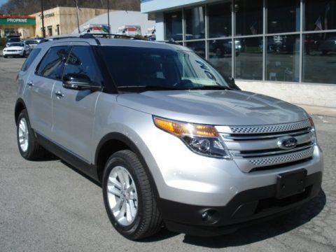 2013 Ford Explorer XLT 4WD Data, Info and Specs