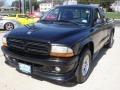 2004 Black Dodge Dakota Stampede Club Cab  photo #1