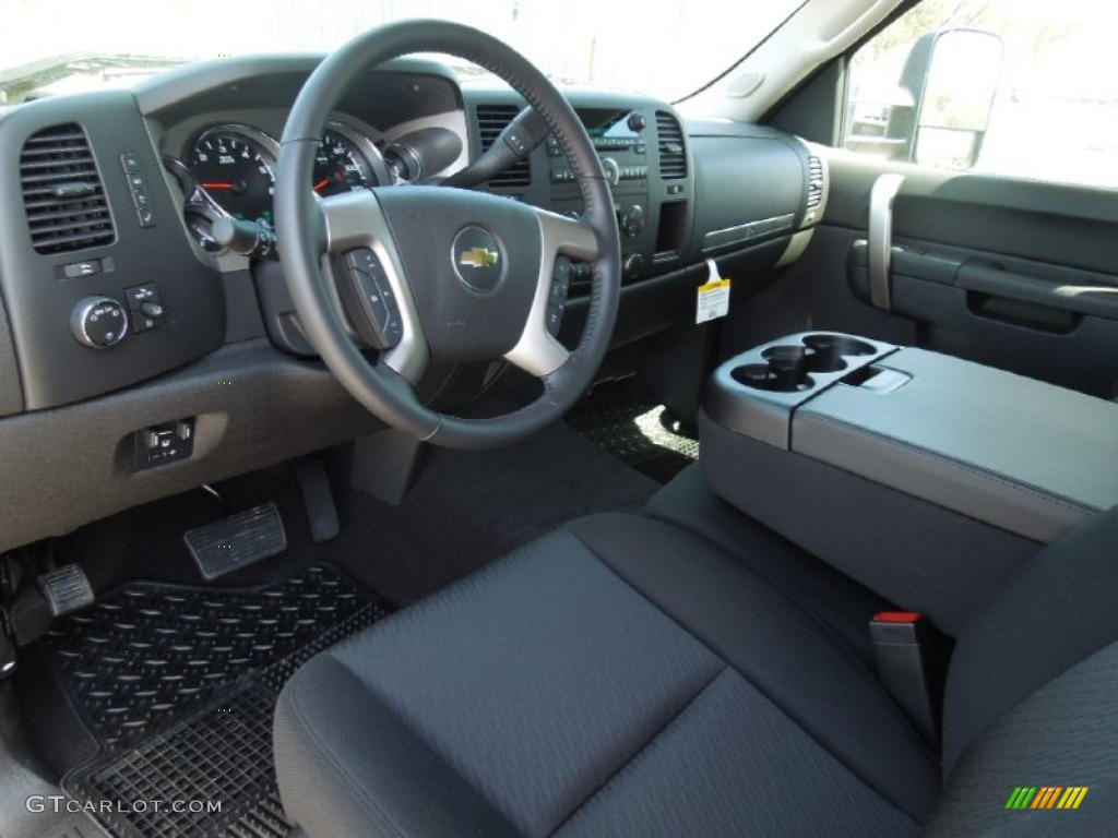 Chevy Silverado 2012 Interior The Image Kid Has It