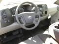 2012 Mocha Steel Metallic Chevrolet Silverado 1500 Work Truck Regular Cab  photo #4