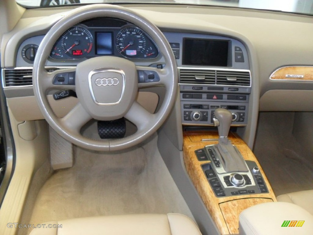 2006 Audi A6 32 Quattro Avant Dashboard Photos