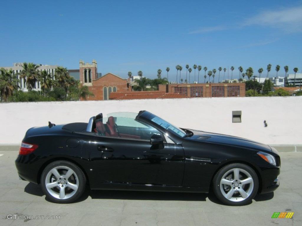 black 2012 mercedes benz slk 250 roadster exterior photo 62983367. Black Bedroom Furniture Sets. Home Design Ideas