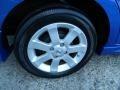 2010 Nissan Sentra 2.0 SR Wheel and Tire Photo
