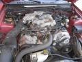2002 Ford Mustang 3.8 Liter OHV 12-Valve V6 Engine Photo