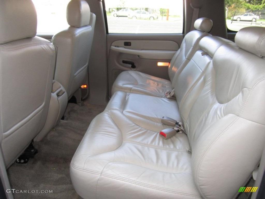 2001 gmc yukon xl slt 4x4 interior photo 63004079. Black Bedroom Furniture Sets. Home Design Ideas