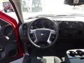 2012 Victory Red Chevrolet Silverado 1500 LT Extended Cab  photo #9