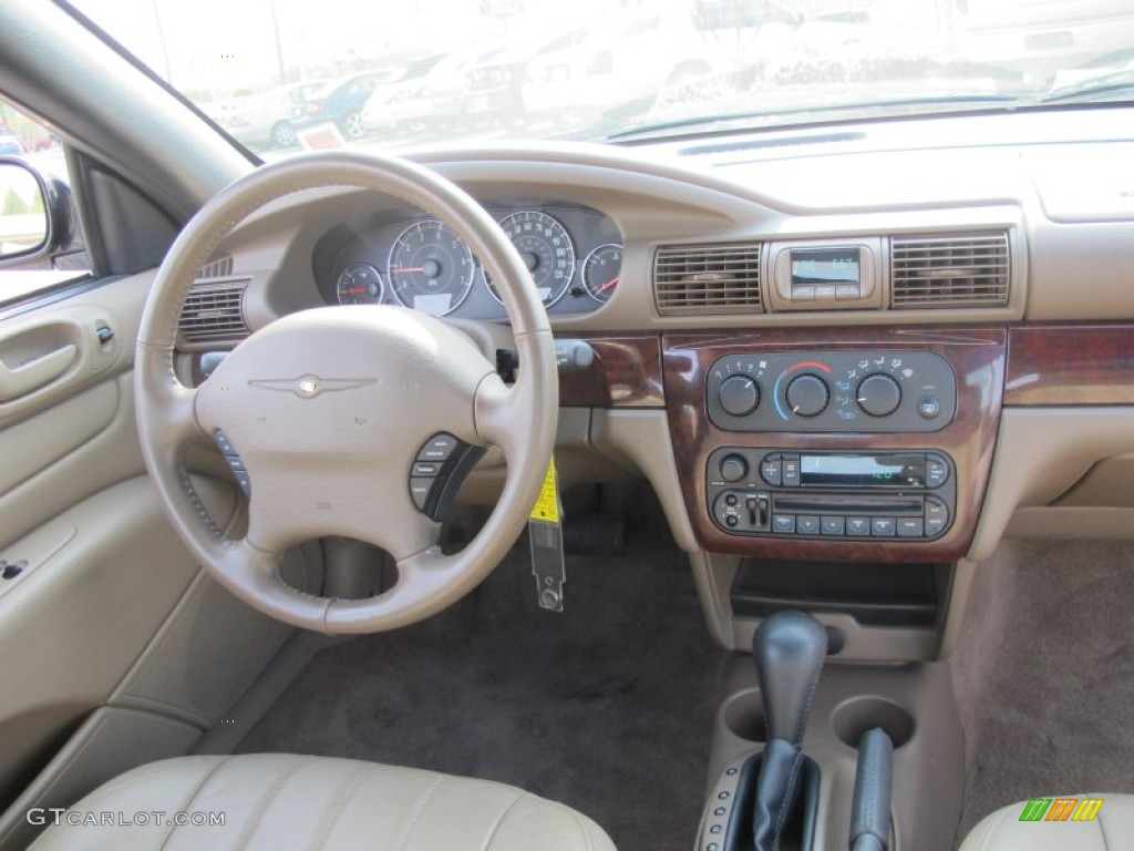 on 2001 Chrysler Sebring Convertible