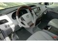 2012 Silver Sky Metallic Toyota Sienna Limited AWD  photo #4
