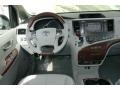 2012 Silver Sky Metallic Toyota Sienna Limited AWD  photo #12