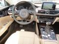 Dashboard of 2012 A7 3.0T quattro Prestige