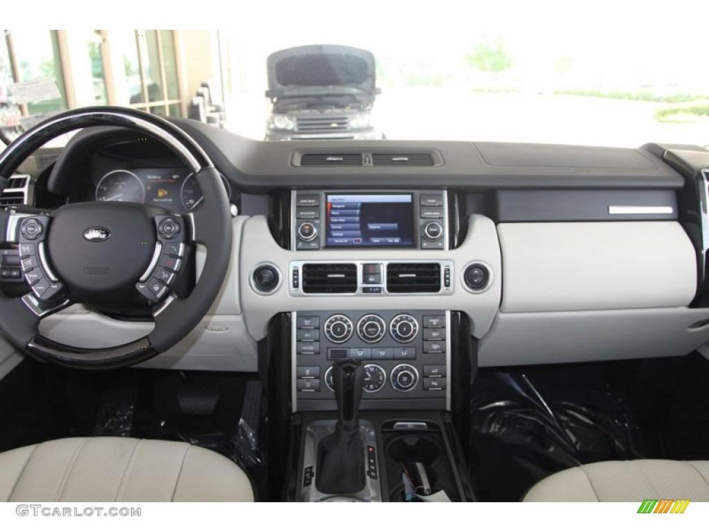 2012 nara bronze metallic land rover range rover hse lux - 2012 range rover interior pictures ...