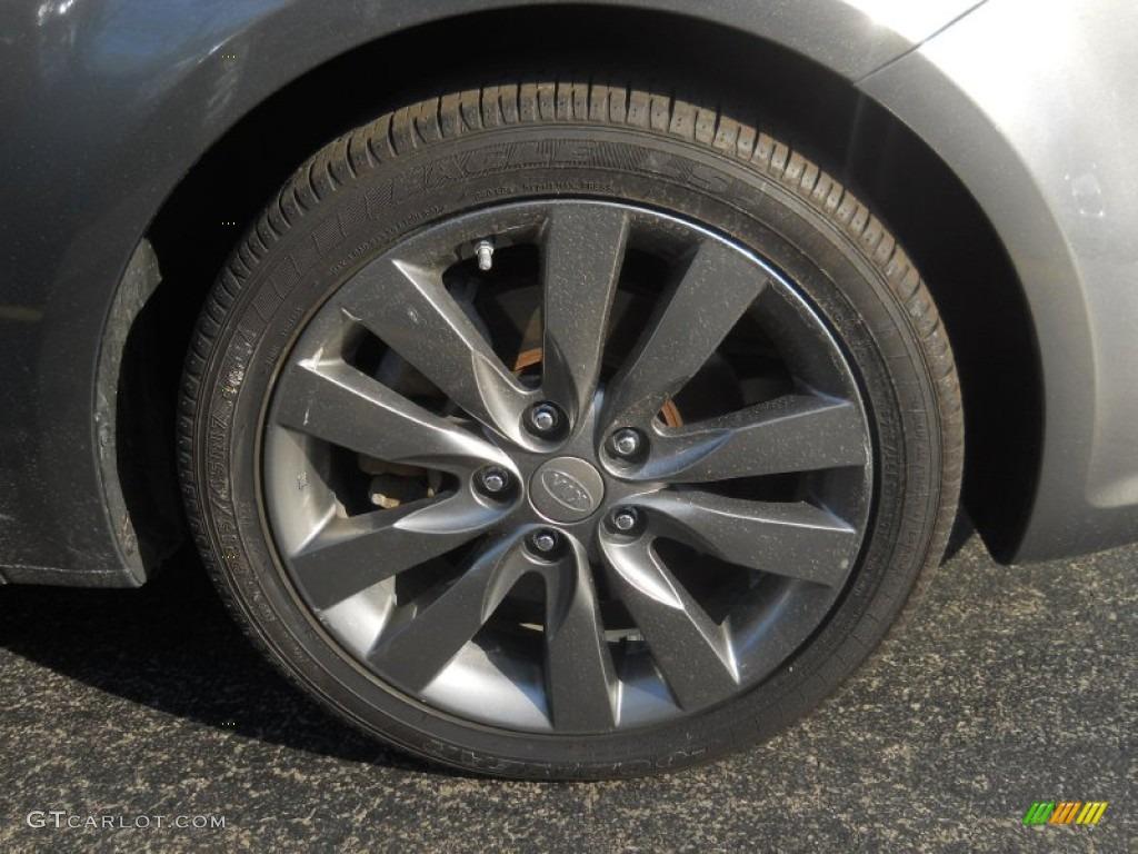 2011 Kia Forte Koup Sx Wheel Photo 63040861 Gtcarlot Com
