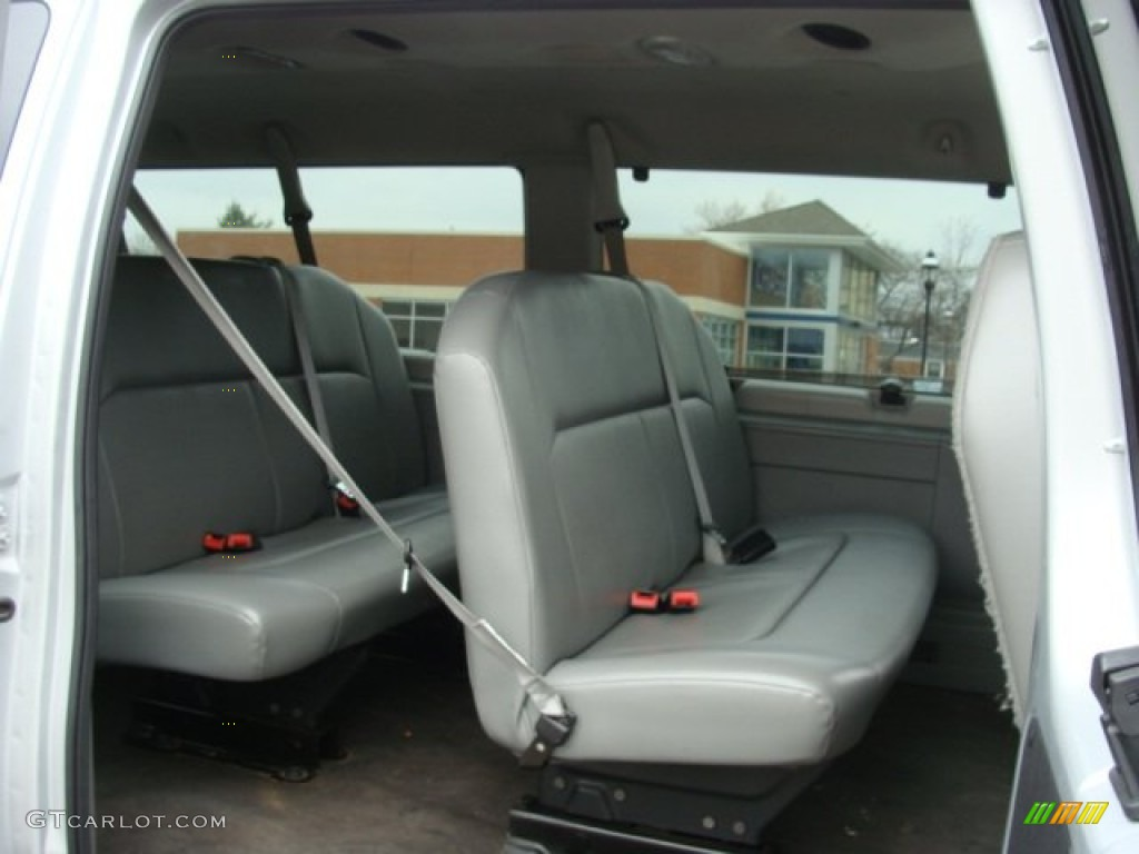 2008 Ford E Series Van E350 Super Duty XL Passenger Interior Photos
