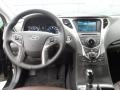 Dashboard of 2012 Azera