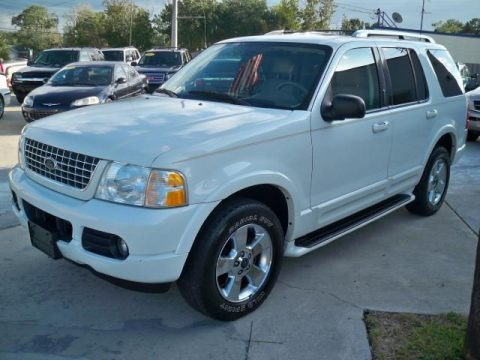 2003 Ford Explorer Limited AWD Data, Info and Specs