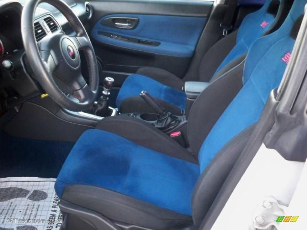 2007 Subaru Impreza WRX STi interior Photo #63052723 ...
