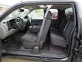 2012 Black Granite Metallic Chevrolet Silverado 1500 LS Extended Cab 4x4  photo #15