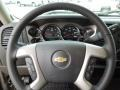 2012 Graystone Metallic Chevrolet Silverado 1500 LT Extended Cab  photo #12