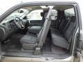 2012 Graystone Metallic Chevrolet Silverado 1500 LT Extended Cab  photo #14