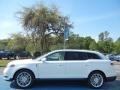 White Platinum - MKT EcoBoost AWD Photo No. 2