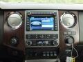 2012 Sterling Grey Metallic Ford F250 Super Duty Lariat Crew Cab 4x4  photo #16