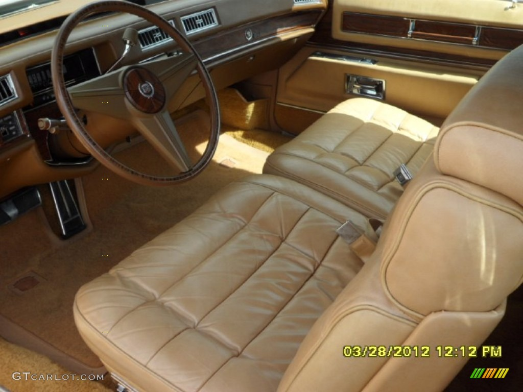 1976 cadillac eldorado convertible interior photo 63066091 for 1972 cadillac eldorado interior