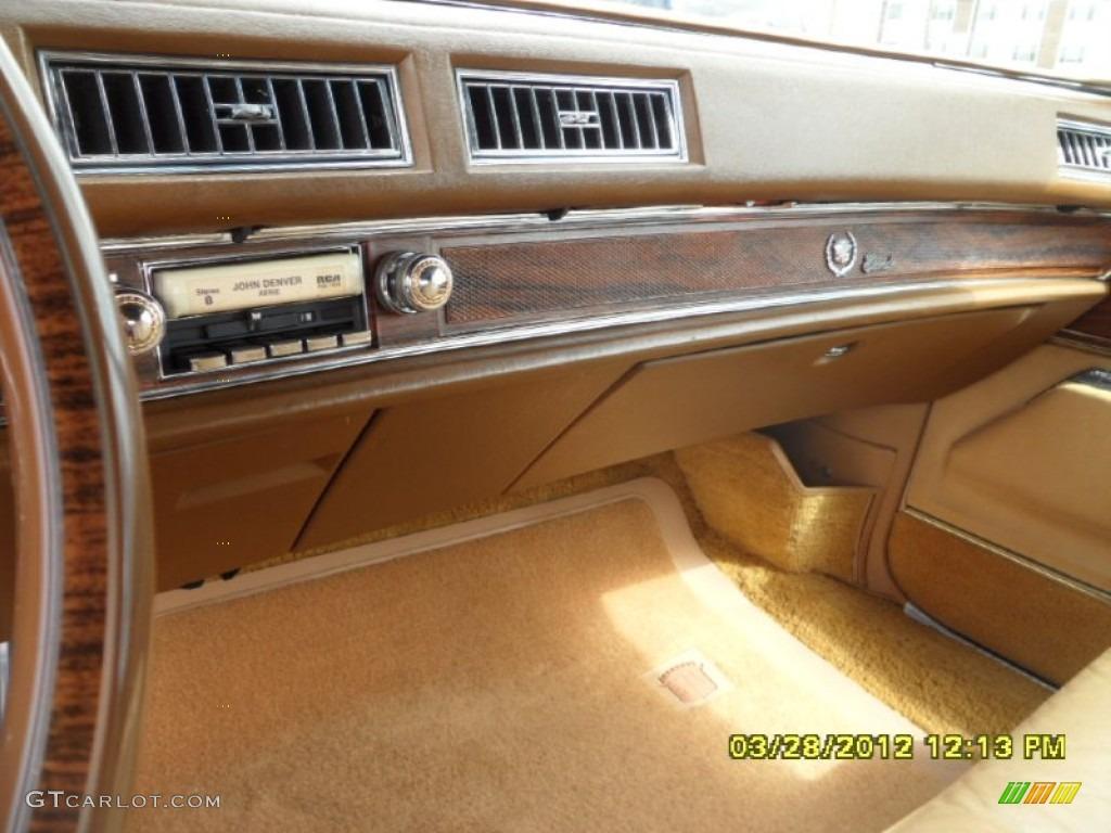 1976 Cadillac Eldorado Convertible Dashboard Photos