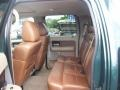 Rear Seat of 2008 F150 King Ranch SuperCrew 4x4