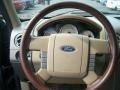 2008 F150 King Ranch SuperCrew 4x4 Steering Wheel