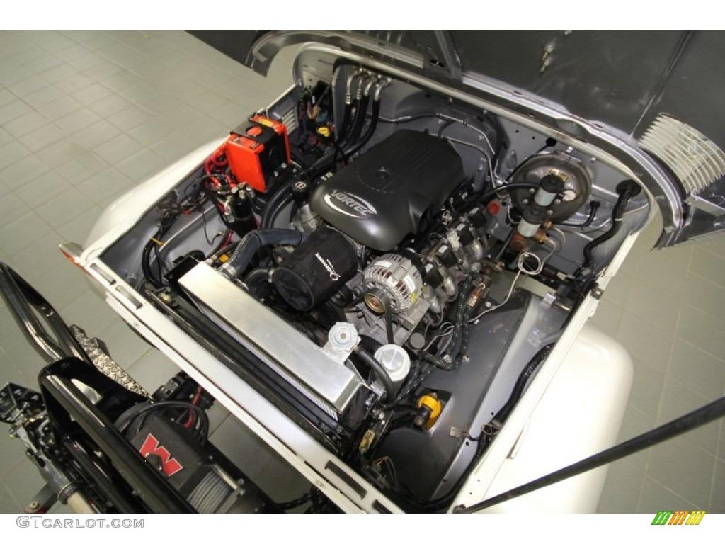 1974 Toyota Land Cruiser Fj40 Engine Photos
