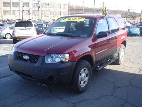 2005 ford escape xls 4wd data info and specs. Black Bedroom Furniture Sets. Home Design Ideas
