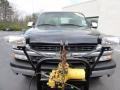 2002 Onyx Black Chevrolet Silverado 1500 LS Extended Cab 4x4  photo #5