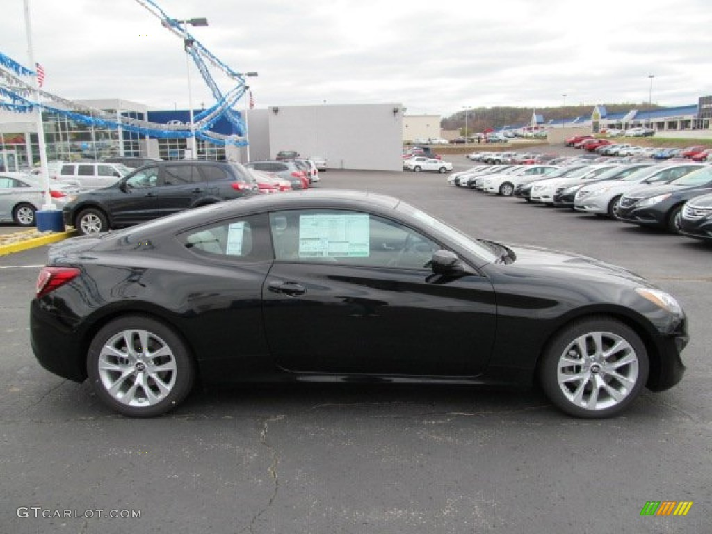 Becketts Black 2013 Hyundai Genesis Coupe 2 0t Premium