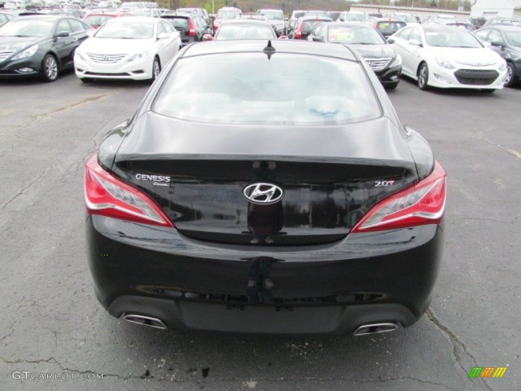 Becketts Black 2013 Hyundai Genesis Coupe 2 0t Premium