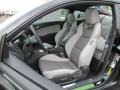 Gray Leather/Gray Cloth Front Seat Photo for 2013 Hyundai Genesis Coupe #63089929