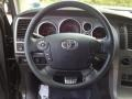 Graphite Gray Steering Wheel Photo for 2010 Toyota Tundra #63092099