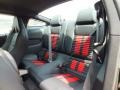 2012 Ford Mustang Charcoal Black/Red Recaro Sport Seats Interior Interior Photo