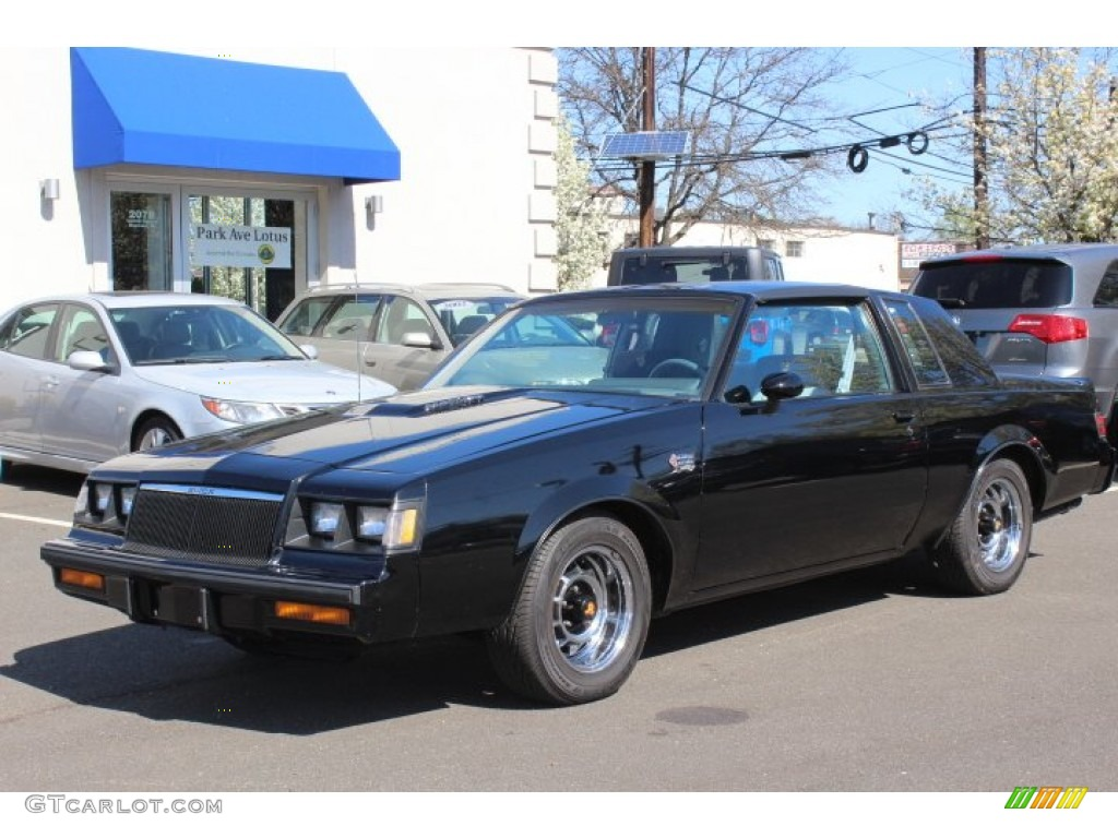 black 1986 buick regal grand national exterior photo 63105257. Cars Review. Best American Auto & Cars Review