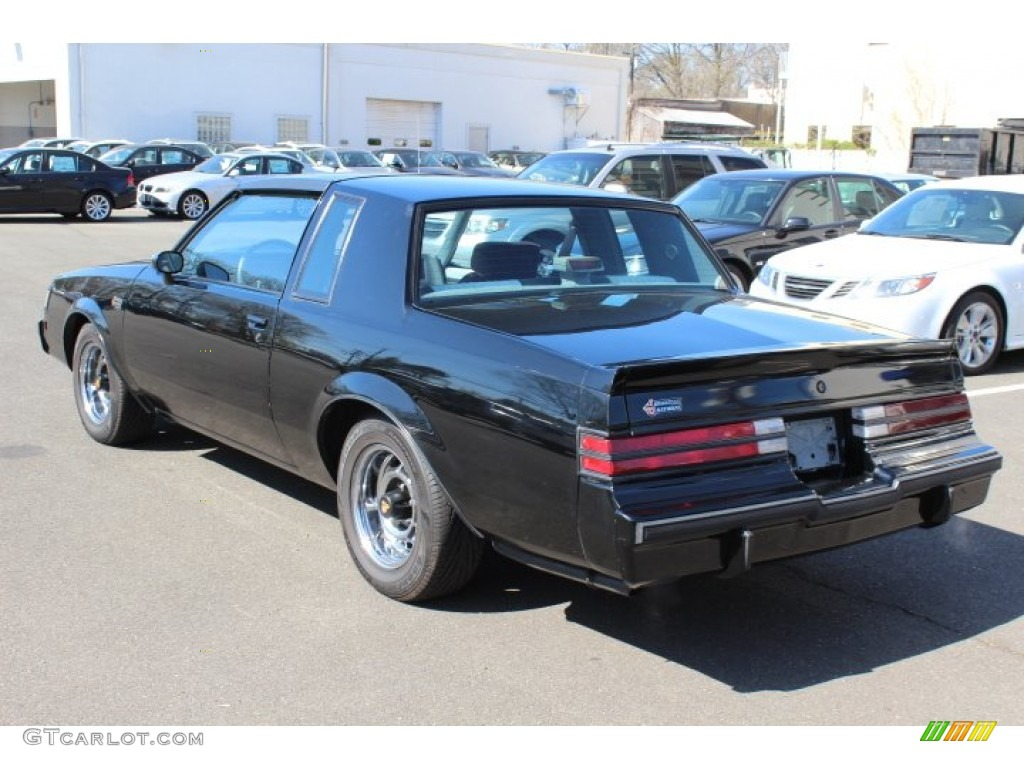 black 1986 buick regal grand national exterior photo 63105310. Cars Review. Best American Auto & Cars Review