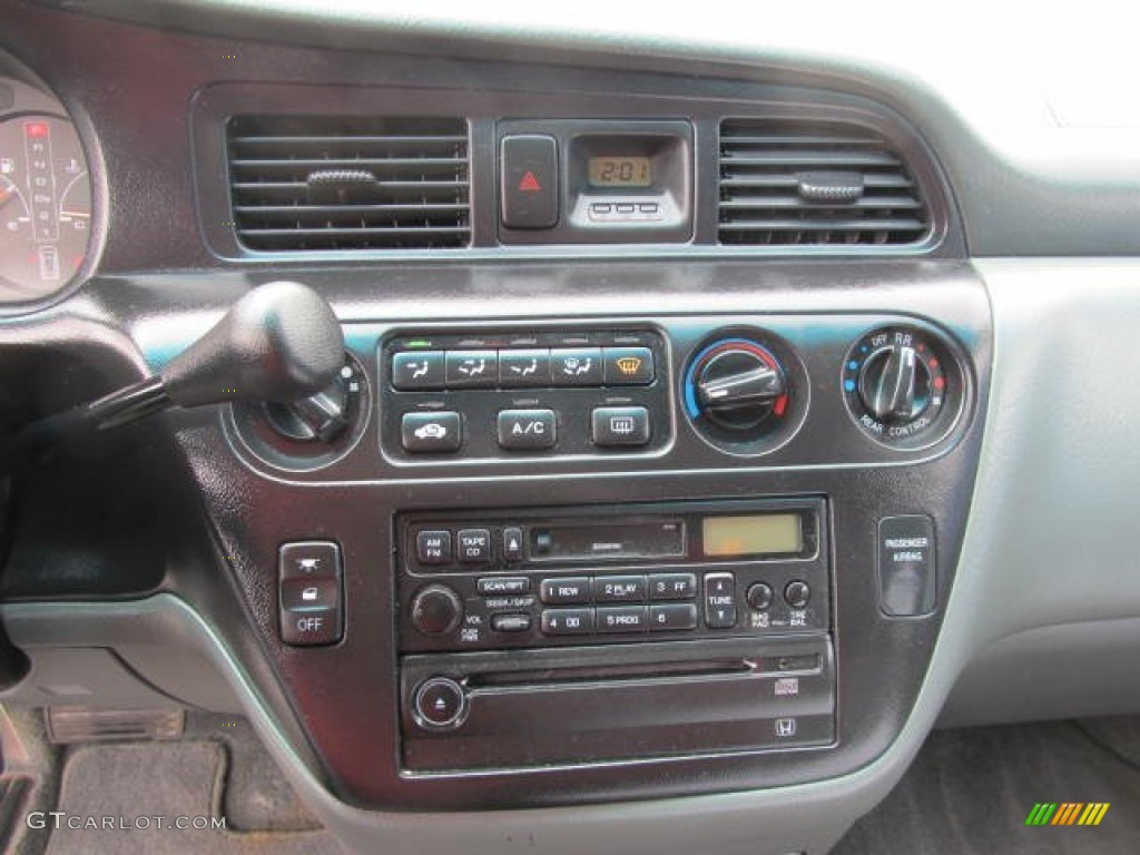 2003 honda odyssey lx controls photo 63107881. Black Bedroom Furniture Sets. Home Design Ideas
