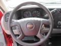 2012 Silverado 1500 Work Truck Extended Cab 4x4 Steering Wheel