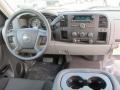 2012 Mocha Steel Metallic Chevrolet Silverado 1500 LS Extended Cab  photo #13