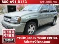 Silver Green Metallic 2003 Chevrolet TrailBlazer Gallery