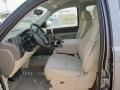 2012 Mocha Steel Metallic Chevrolet Silverado 1500 LT Crew Cab 4x4  photo #10