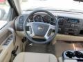 2012 Mocha Steel Metallic Chevrolet Silverado 1500 LT Crew Cab 4x4  photo #15