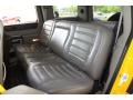 Black Rear Seat Photo for 2003 Hummer H2 #63134914