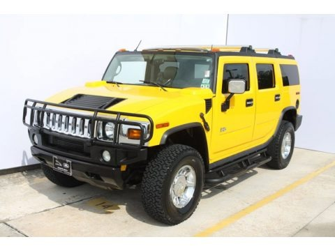 2003 Hummer H2 SUV Data, Info and Specs